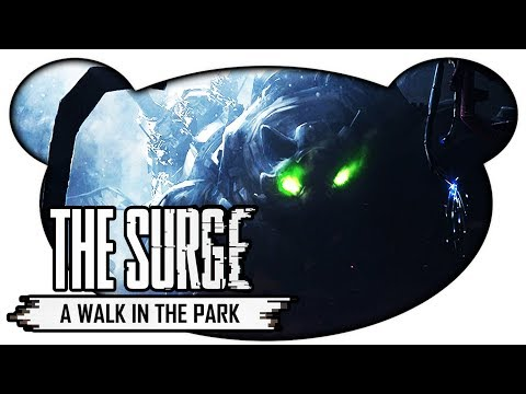 The Surge A Walk in the Park #08  Wie Katz und Maus Lets Play Deutsch Gameplay Bruugar