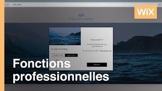 Wix.com | Découvrez Wix Video : une nouvelle façon d'ajouter vos vidéos