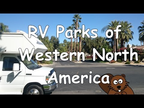 RV Parks of Western America & Canada