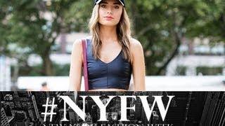 Я ♡ Нью-Йорк   BCBG показ мод, мечта сбылась и партии.
