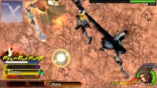 Kingdom Hearts: Birth by Sleep (U.S. Version) Terra vs. Vanitas