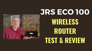 JRS Eco 100 5 GHZ Wireless Router Review