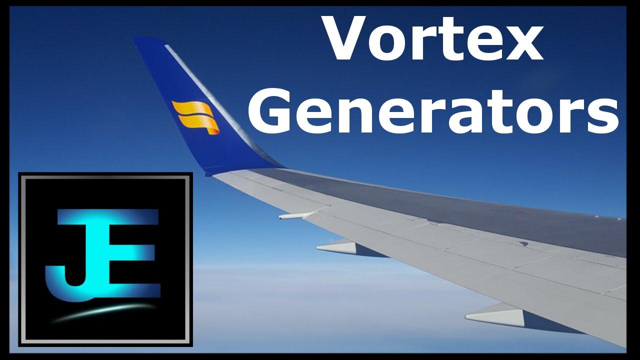 Vortex Generators in Action! Icelandair Boeing 767 - YouTube