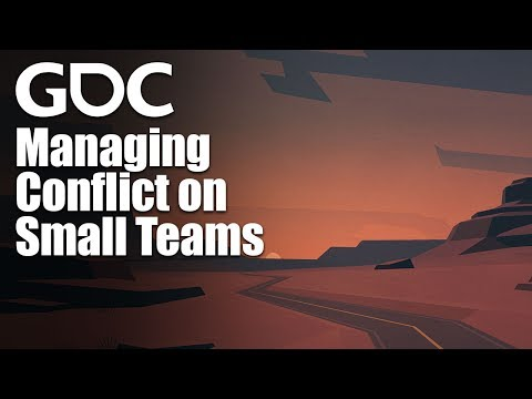 Managing Conflict on Small Teams