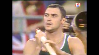 Top 10 best pole vaulters of all time (men)