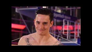 Platz 2 Einzel: Marcel Nguyen - TV total Turmspringen
