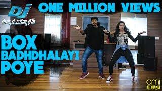 Video DJ Duvvada Jagannadham || Video Songs || Box Baddhalai Poye || Raviteja Cherughattu || Aparupa download MP3, 3GP, MP4, WEBM, AVI, FLV Oktober 2017