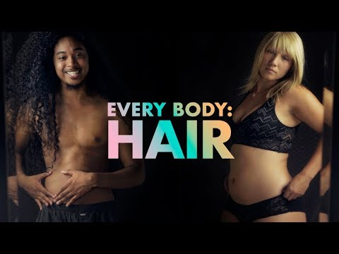 Five Strangers Get Undressed and Talk About Hair