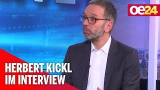 Fellner! LIVE: Herbert Kickl im Interview