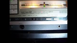 Lindsay Buckingham - Trouble - Denon DR-F7 Cassette deck