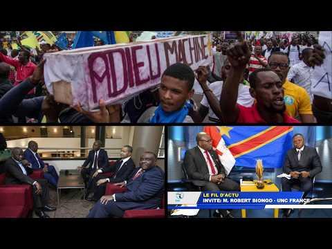 VIDEO: RDC: candidat unique de l'opposition, c'est fini,  UDPS fait bande à part/ Eurotech tv