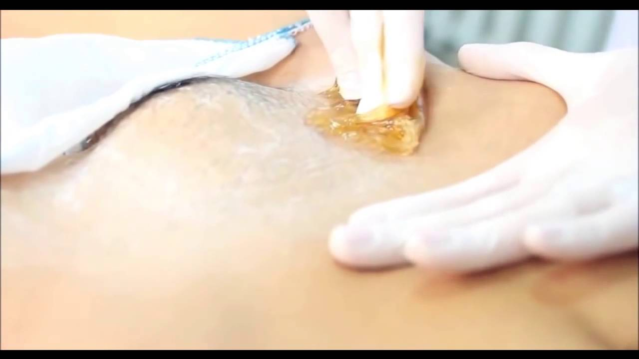 Bikini Wax Tutorial