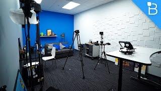 Behind the Scenes - Studio Tour!