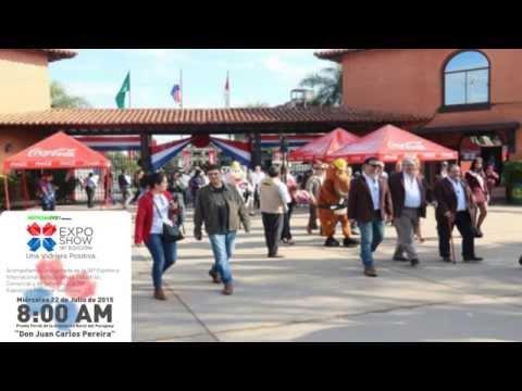 16ª Edición de EXPOSHOW en Mariano Roque Alonso - Campaña Publicitaria