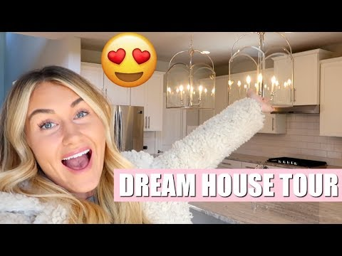 NEW HOUSE TOUR!! WE BOUGHT OUR DREAM HOME! | Tara Henderson