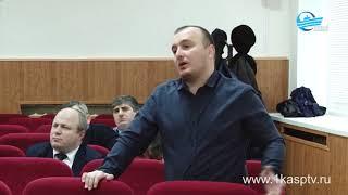 События и происшествия прошедшей недели обсудили на аппаратном совещании в администрации Каспийска