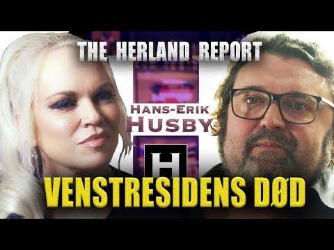 Hvorfor forsvant venstresideidealer? Hans-Erik Husby, Hank von Hell, Herland Report TV (HTV)