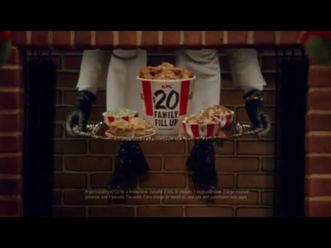 Ultimate KFC Commercial #2 - Christmas