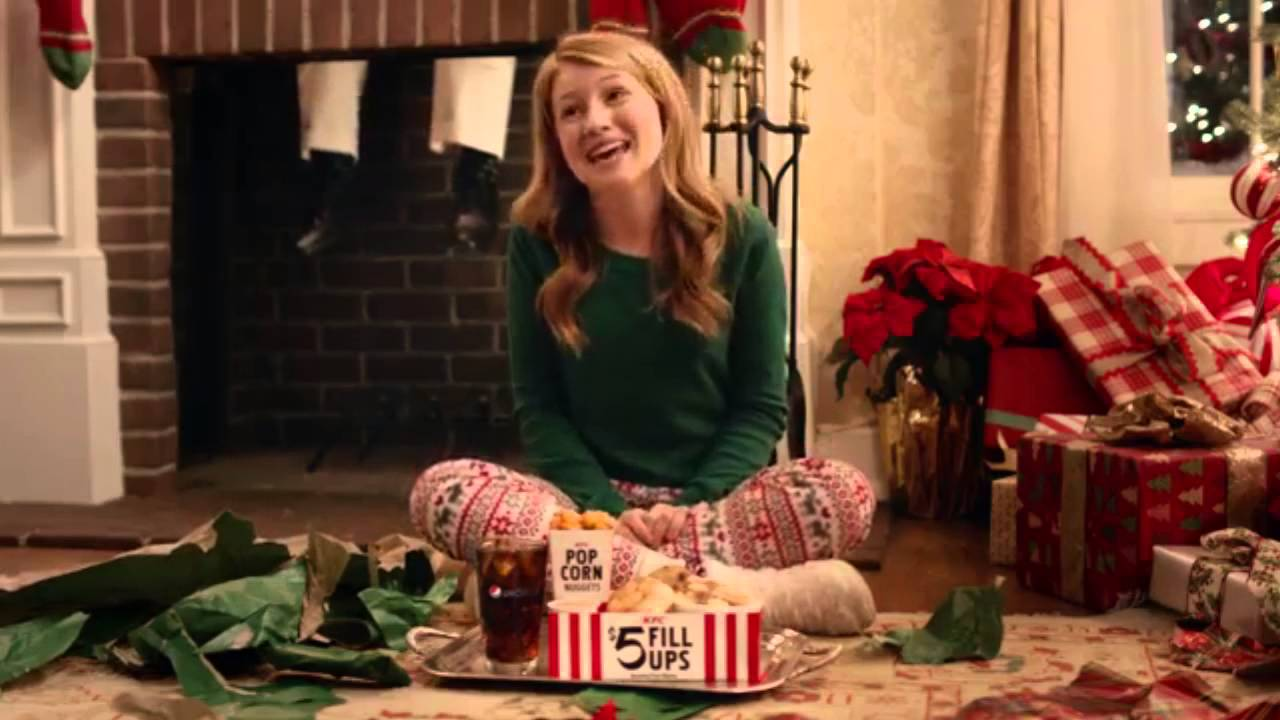 Ultimate KFC Commercial #2 - Christmas - YouTube