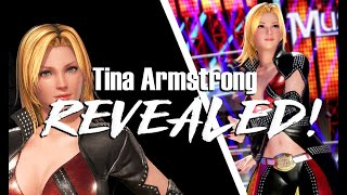 Tina Armstrong is here! DOA6
