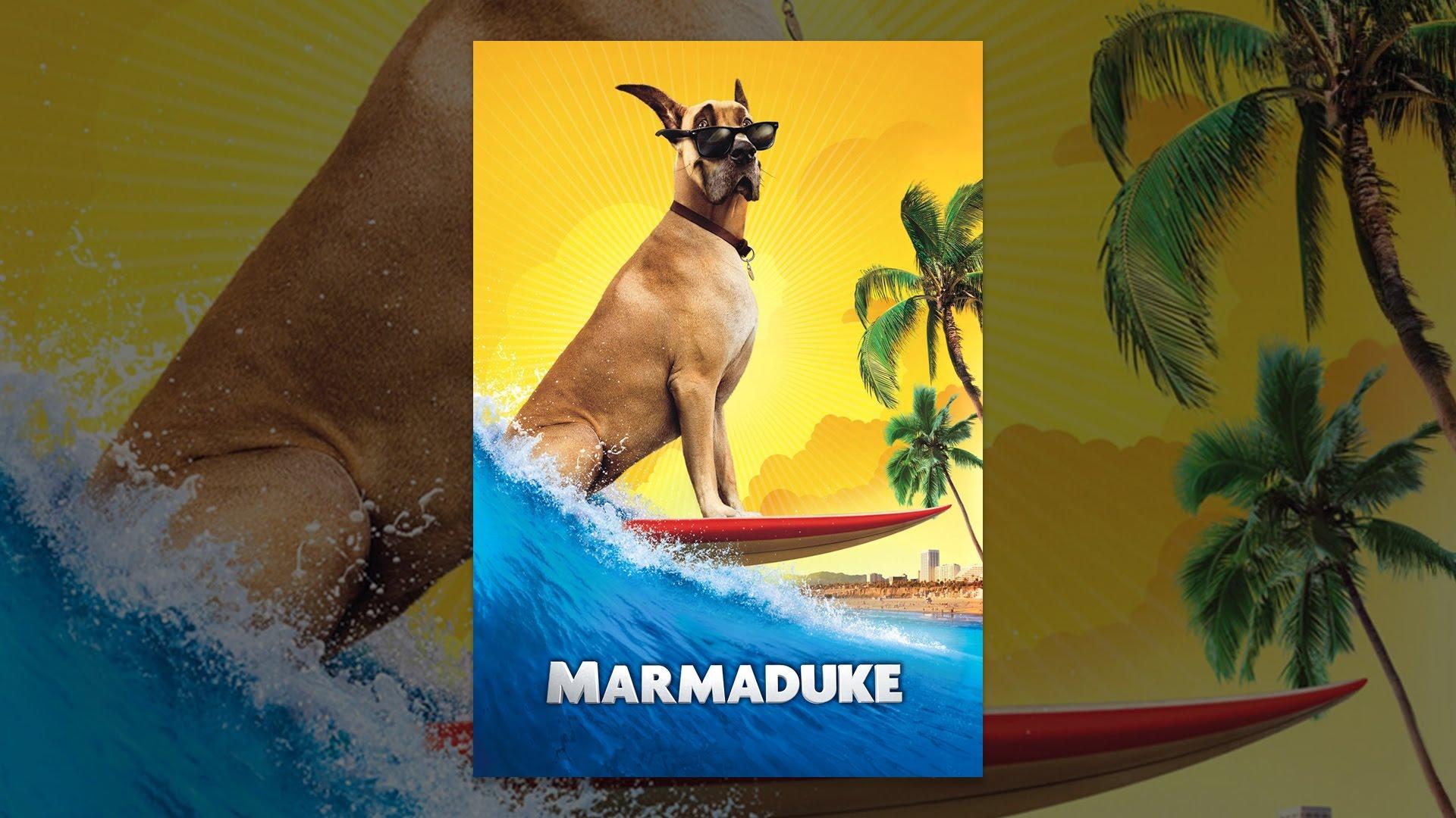 Marmaduke cast