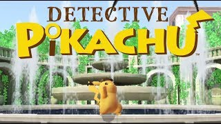 UK: Solve Mysteries with Detective Pikachu!