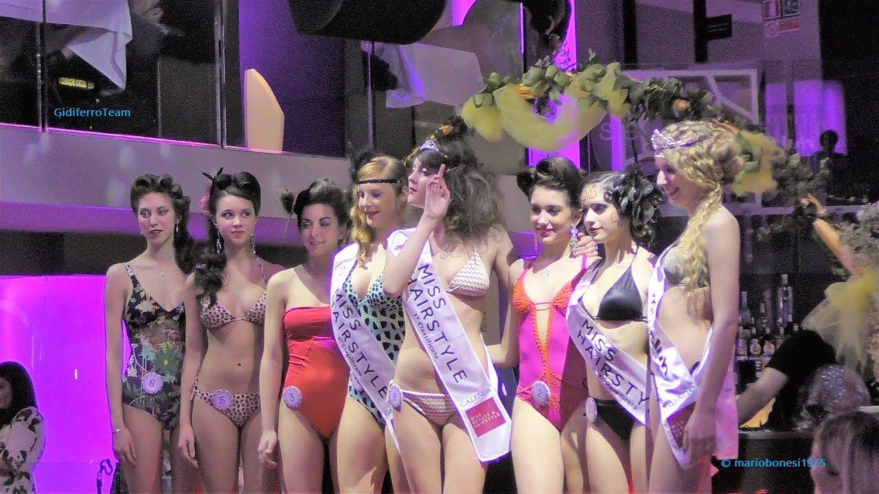 Miss Beauty HairStyle Sfilata in Bikini, Abito e Premiazioni 3^ Selezione
