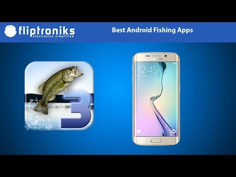 Best android fishing apps youtube for Best fishing apps for android