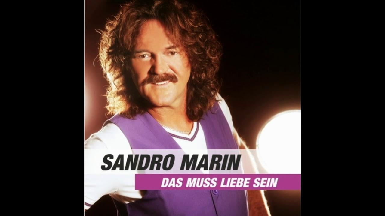 Sandro Marin - Auch wenn es mir mein Herz zerreisst (Maxi