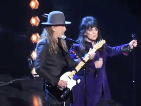 2018 Rock & Roll Hall of Fame Chris Cornell Tribute BLACK HOLE SUN by Ann Wilson/Jerry Cantrell