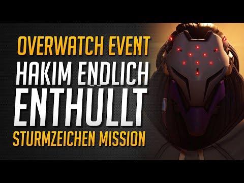 NEUER HELD HAKIM GETEASERT!   Sturmzeichen Koop-Mission Gameplay ★ Overwatch Deutsch
