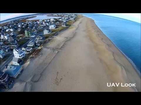 Plum Island Beach From The Air
