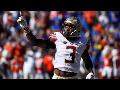 Derwin James FULL 2017-18 FSU Highlights || HD