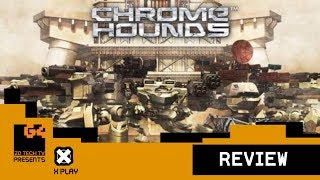 X-Play Classic - Chromehounds Review