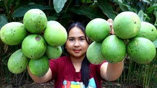 Awesome Cooking : Young Watermelon With Fish Soup Recipe - Cook & Eating Food Show