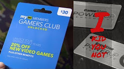 Why I Left GameStop for Best Buy - Power Up Rewards Pro VS. Gamers Club Unlocked