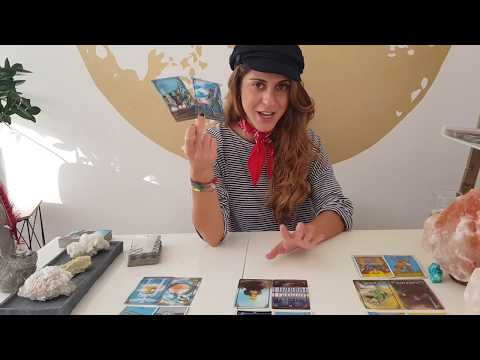 AQUARIUS - 'THE DIVINE TIMING' - OCTOBER mid month Tarot Reading ('The He Said/She Said' Game)