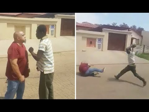 Watch | Voilence Escalates in The Streets Of Lenasia | South Africa