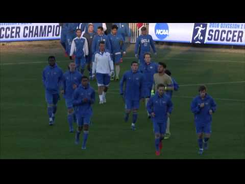 UCLA Men's Soccer Highlights At Louisville - NCAA Tournament 2nd Round