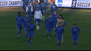 UCLA Men's Soccer Highlights at Louisville - NCAA Tournament 2nd Round thumbnail