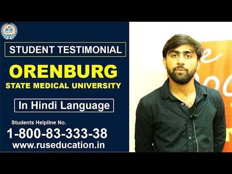 MBBS in Orenburg University in Russia?| Which consultancy is the best? | Student Testimonial