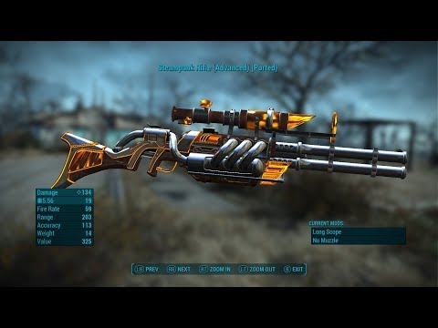 Steampunk Weapons |