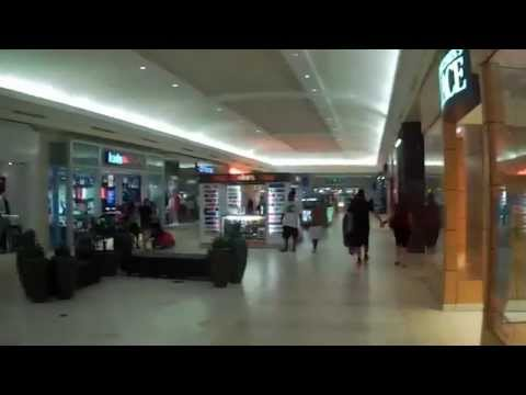 Shopping Inside Edison Mall in Fort Myers, Florida