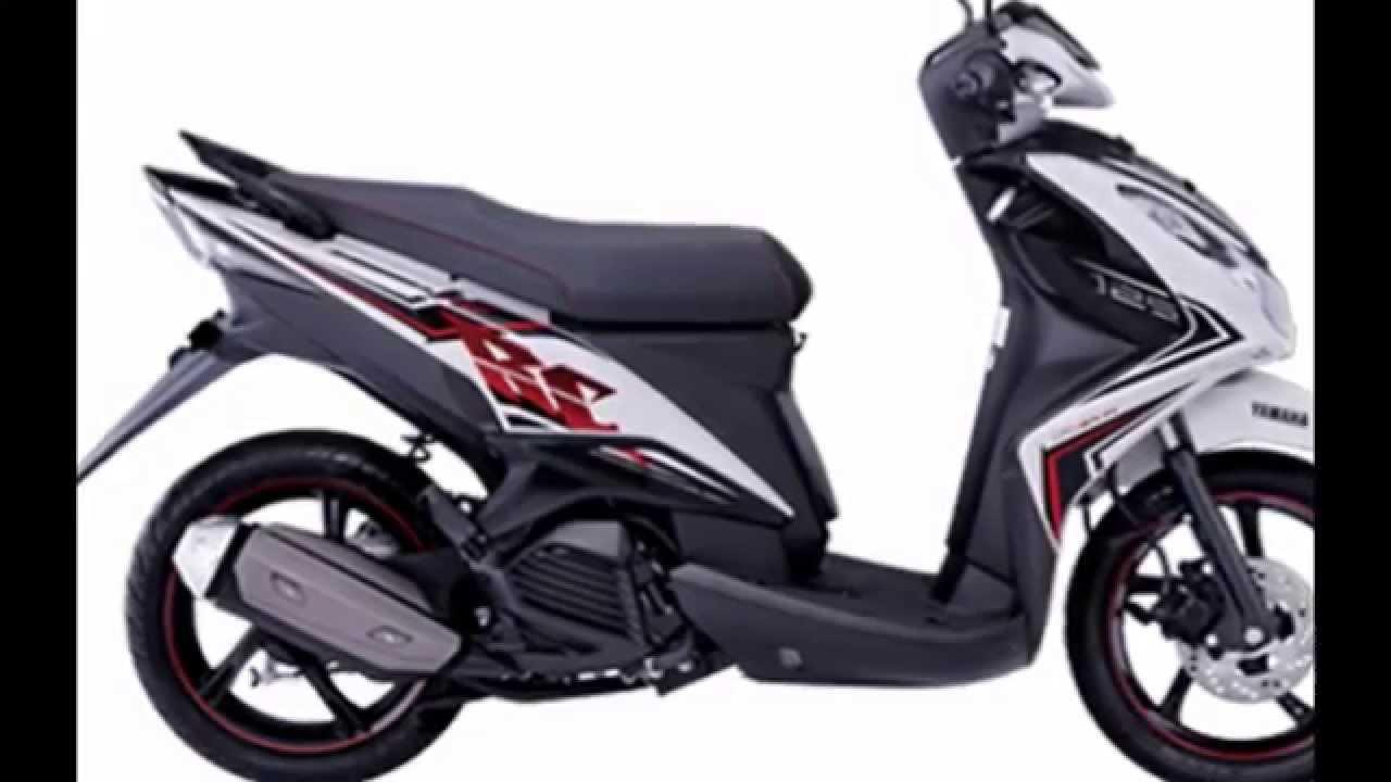 100 Gambar Motor Matic Yamaha Xeon Terlengkap Gubuk Modifikasi