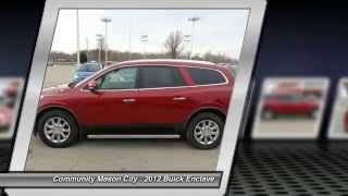 2012 Buick Enclave Review - Crossover - Community Buick - Mason City Iowa 50401