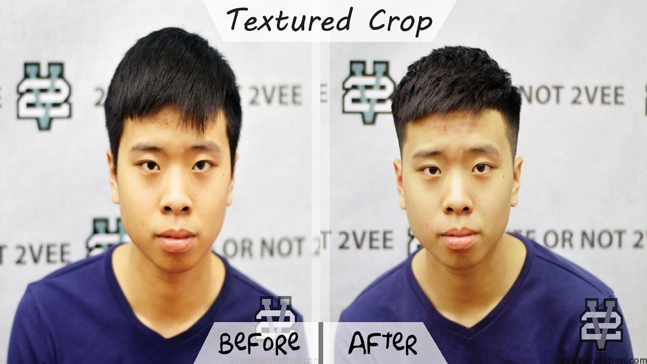 Cắt tóc nam đẹp Textured Crop | Kiểu tóc nam ngắn cho mùa hè 2017 | 2Vee Hair Station | Tổng hợp kiến thức về tóc đẹp mới nhất