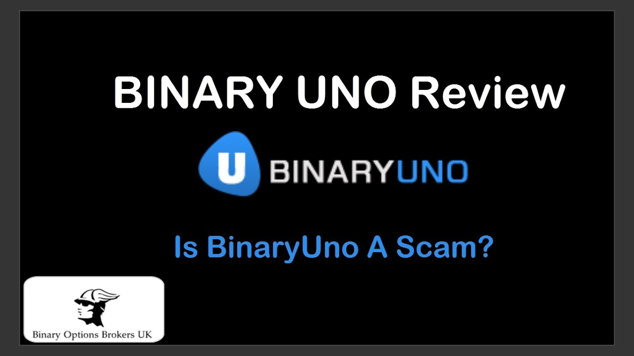 Binary options scams uk