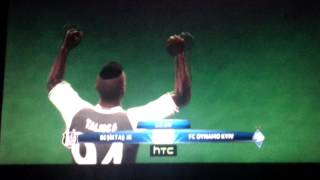 Beşiktaş Dinamo Kiev # UEFA   ŞAMPİYONLAR LiGi / pes 2017
