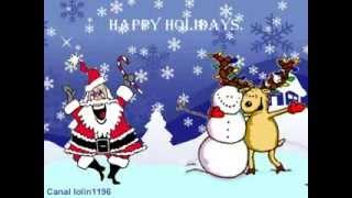 Canción Infantil. Hello Reindeer