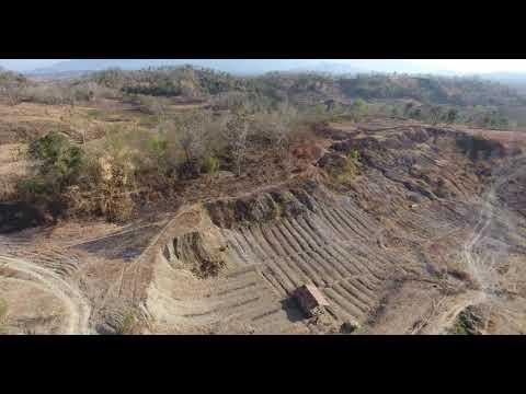Akses Jalan Quarry Ds Buara - Brebes